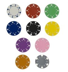 Lot de 25 Jetons de Poker...